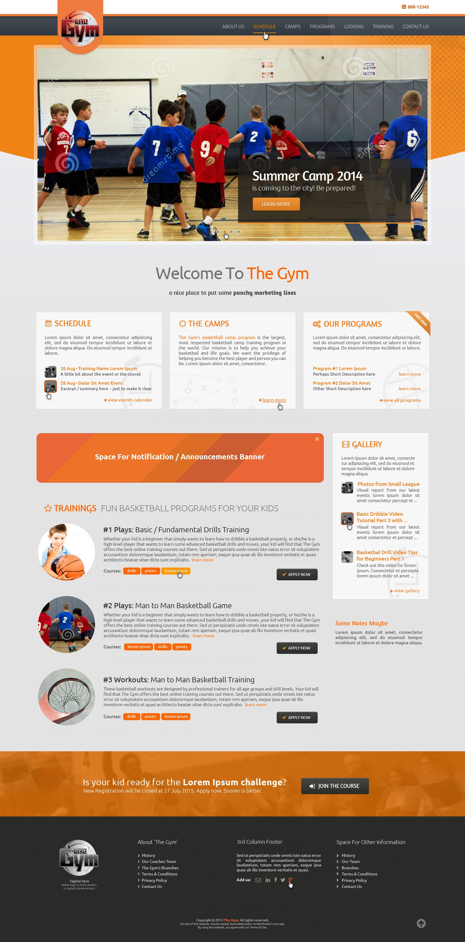 ourgym